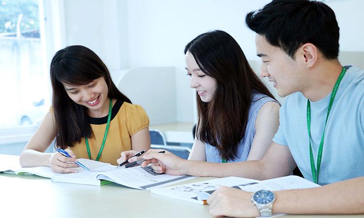 Quá trình học tập ở Trường Anh Ngữ Philinter