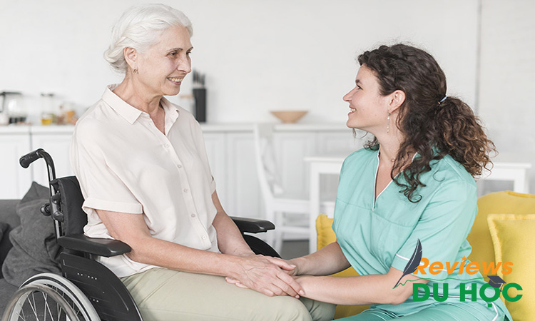 Tương lai Du học nghề điều dưỡng tại Đức