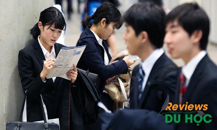 Kinh nghiệm tìm việc làm thêm tại Nhật Bản