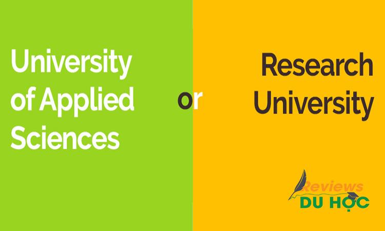 Du học hà Lan nên chọn đại học nghiên cứu hay đại học ứng dụng