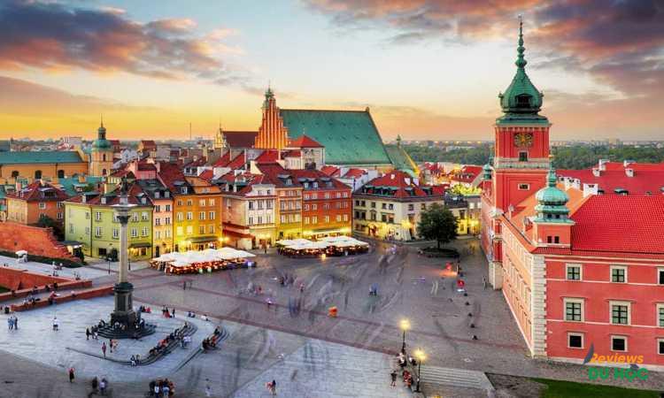 Du học Ba Lan – sự lựa chọn của nhiều bạn trẻ hiện nay