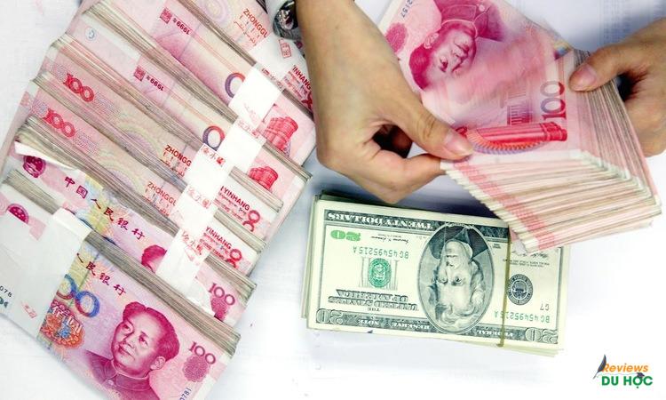 Chi phí học tập tại Trung Quốc