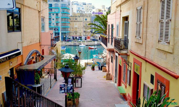 Điều kiện du học Malta