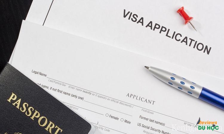 Hồ sơ làm visa