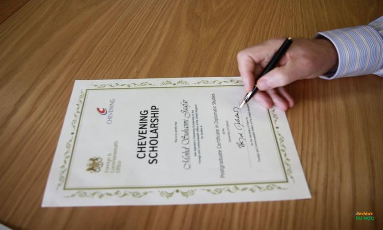 Hồ sơ xin học bổng Erasmus Mundus 2020