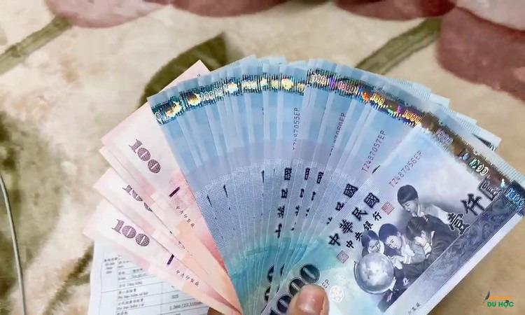 Chi phí du học tại Đài Loan