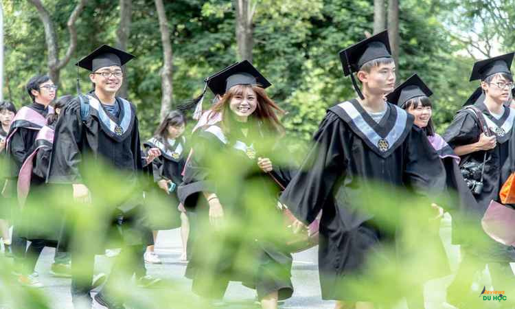 Học bổng chính phủ Đài Loan của Bộ Giáo dục Đài Loan (MOE)