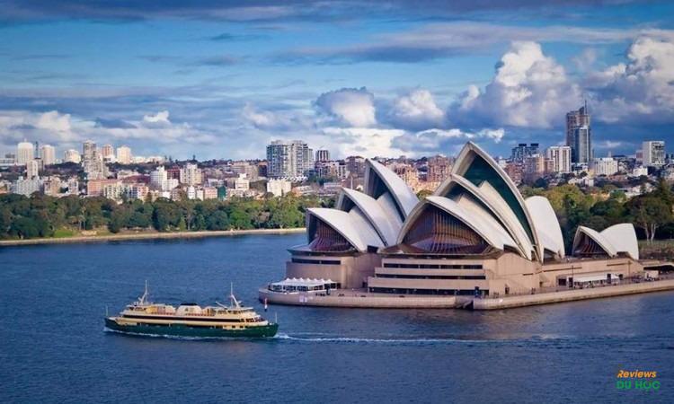 Lý do nên du học Úc