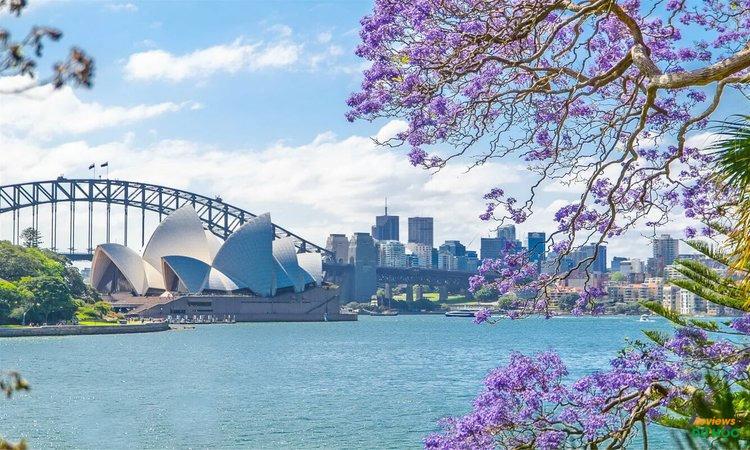 Du học tết ở Úc