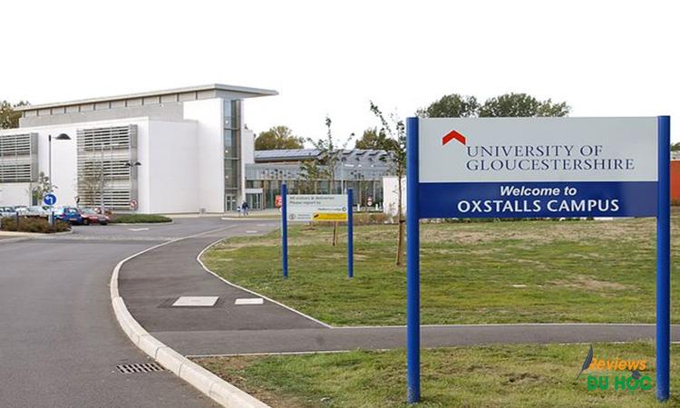 Thông tin đại học University of Gloucestershire