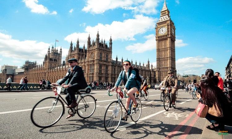 Du học Anh chọn thành phố nào: Những điểm đến hàng đầu cho du học sinh