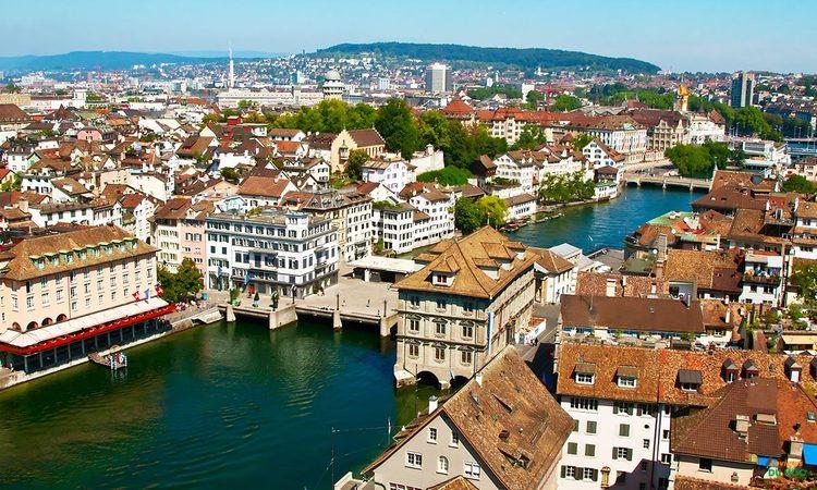 Du học Thụy Sĩ chọn thành phố nào? Những điểm đến hấp dẫn