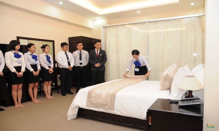 Ngành quản lý du lịch nhà hàng khách sạn