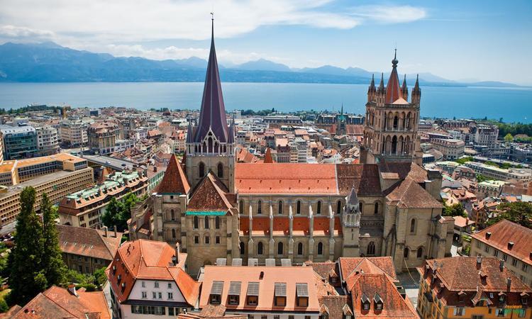 Thành phố Lausanne