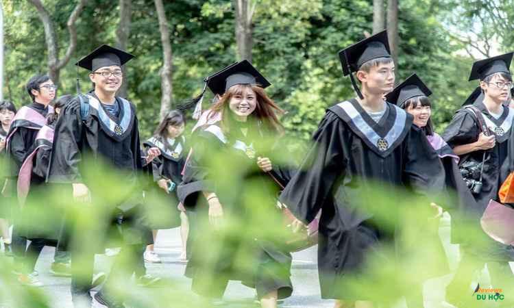Đài Loan có học phí phải chăng