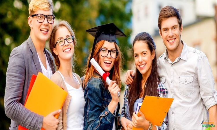 Học tập miễn phí tại Séc